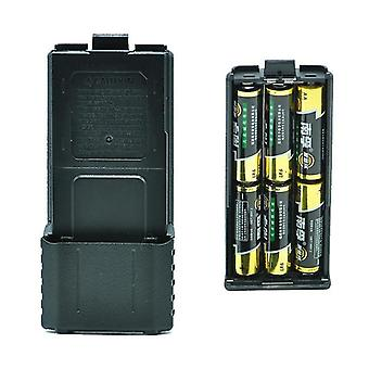 new portable walkie talkie power shell radio backup batteries cover sm45531