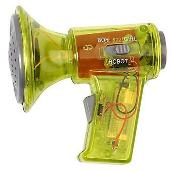 Funny Multi Voice Changer Amplifier, Voices Fun Toy, Speaker Kids, Edukacyjne,