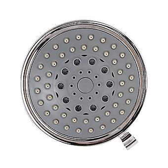 Pomme de douche à haute pression, 4 pouces 5-modèle réglable pomme de douche douche spray douche