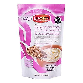 Linwoods, Milled Flaxseed Nuts & Q10 Mix, 360g