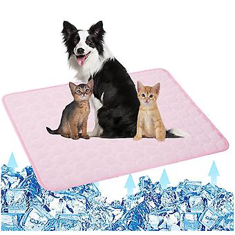 Lemmikkieläinten jäähdytysmatto Lemmikkijäätyyny koira kissa kesä jäähdytyspeitto