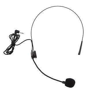Uusi electret-yksisuuntainen otsapantamikrofoni