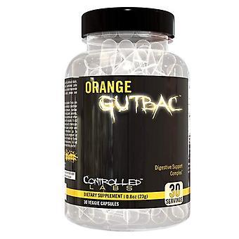 Orange Gutbac - 30 vcaps