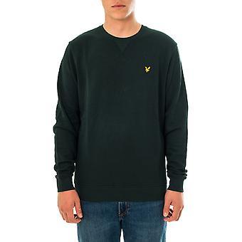 Felpa uomo lyle & scott crew neck sweatshirt ml424vog.w48