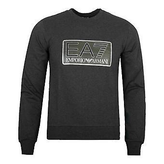 Men's Long Sleeve T-Shirt 6ZPM60 PJ05Z Armani Jeans C:3909 Grey