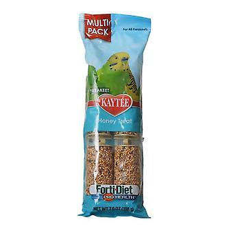 Kaytee Forti-Diet Pro Health Honey Treat - Parakeet - 7 oz (2 Pack)