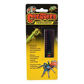Zoo Med Creatures Thermometer - 1 Count