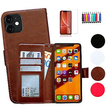 Iphone 11 - Custodia in pelle / Protezione