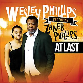 Wesley Phillips - endlich USA import