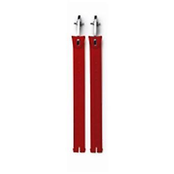 Sidi MX Strap For Pop Buckle - EX - Long Red PR 45 RCINSD04XL