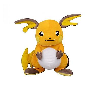 Juegos de Anime Pokemon Pikachu Series 30cm Raichu Felpa Toy Swire Armadura Rellena Cumpleaños Regalo Niños Toy