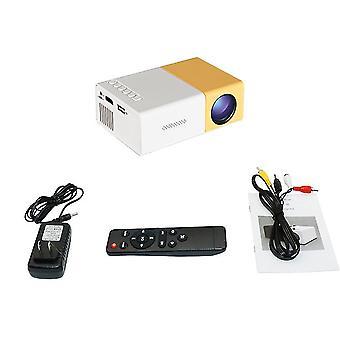 Mini bærbar projektor Yg300 Pro