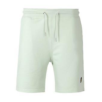Forty Riley Organic Cotton Blend Sweat Shorts - Seafoam Green