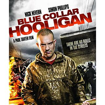 Blå krage huligan [Blu-ray] USA import