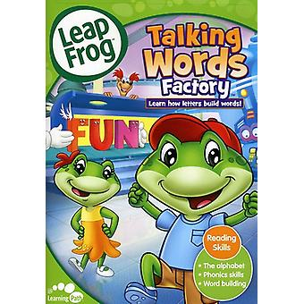 Talking Words Factory [DVD] USA import