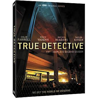 True Detective: Season 2 [DVD] USA import