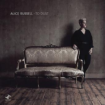 Alice Russell - To Dust [CD] USA import