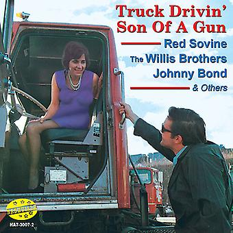 Truck Drivin' Son of a Gun - Truck Drivin' Son of a Gun [CD] USA import