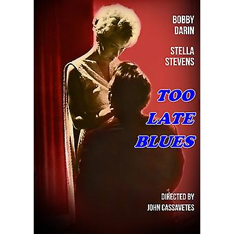 Too Late Blues (1961) [DVD] USA import