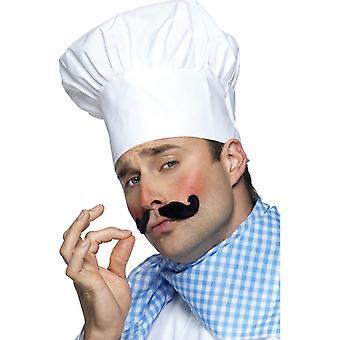 Koken Hat koken Le chef-kok keuken chef-kok Hat Koksmuts