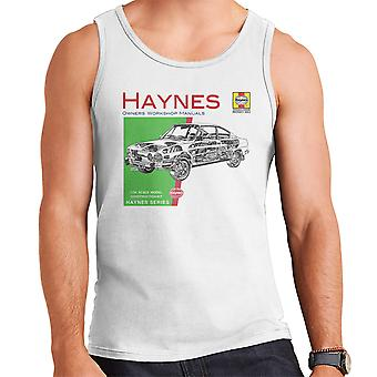 Haynes propietarios 0303 Manual de taller Skoda 110R chaleco de los hombres