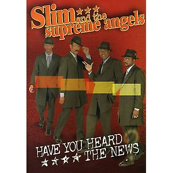 Slim & the Supreme Angels - Have You Heard the News [DVD] USA import