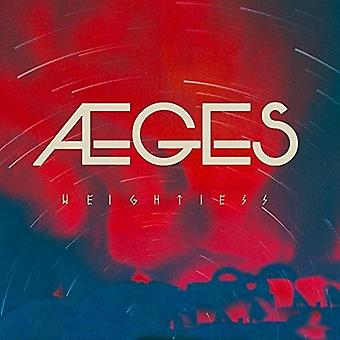 Aeges - Weightless [CD] USA import