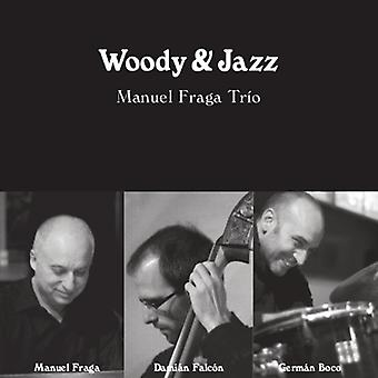 Gershwin / knipe / felt / Manuel Fraga Trio - Woody & Jazz [DVD] USA import