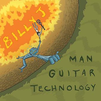 Billy J - mies kitara-teknologian [CD] USA tuonti