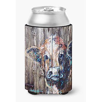 Carolines tesoros MW1043CC vaca Moo Shine puede o botella bebida aislador abrazo