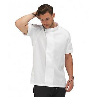Le Chef Unisex StayCool And Lite Short Sleeve Tunic