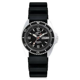 CHRIS BENZ - Diver Watch - ONE MEDIUM 200M - CBM-S-KB-SW