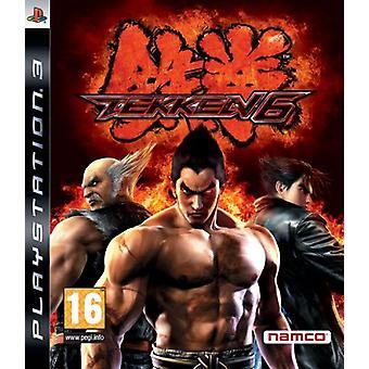 Tekken 6 (PS3)-ny
