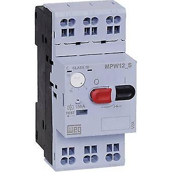 WEG MPW12-3-C016S Overload relay adjustable 0.16 A 1 pc(s)