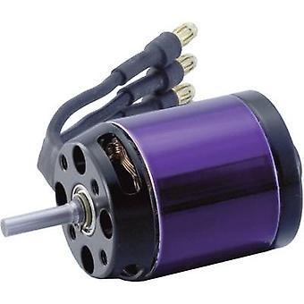 Model aircraft brushless motor A20-12 XL EVO Hacker kV (RPM per volt): 1039 Turns: 12