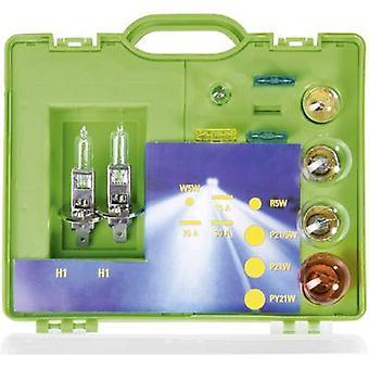 Unitec Assorted light bulbs Standard H1 55 W 12 V
