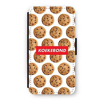 iPhone XS フリップ ケース - Koekerond