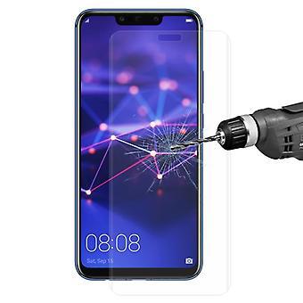 Huawei mate 20 Lite 4 d 0,3 mm H9 karkaistu lasi läpinäkyvä folio kaareva tulisijan suojaseinä uusi