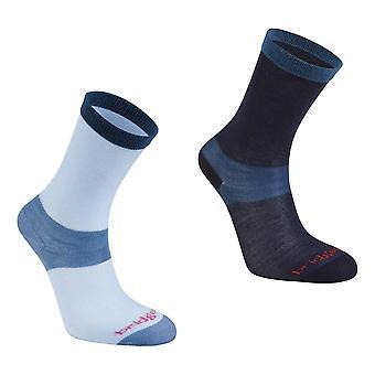 Bridgedale Liner Coolmax 2 Pack Sock