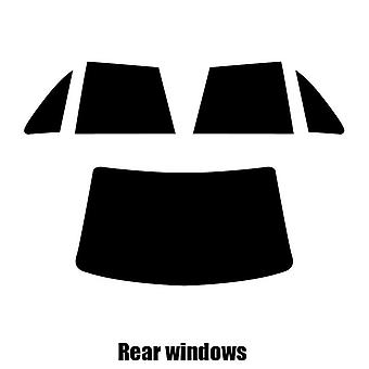 Pre cut window tint - Cadillac Seville - 1998 to 2004 - Rear windows