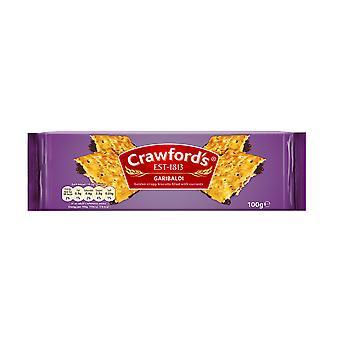Crawfords Garibaldi Biscuits