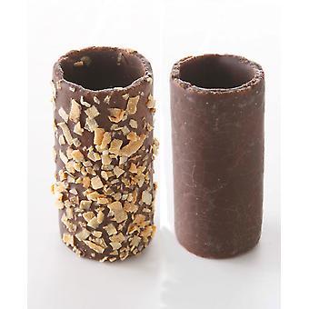 Pidy Mini Cioccolato & Cocco Mista Cannelloni 5cm