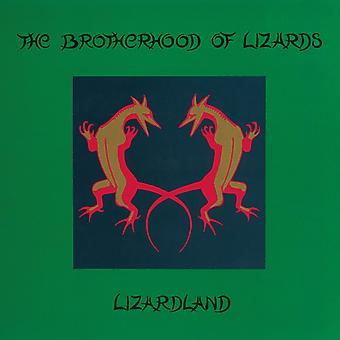 Brotherhood of Lizards - Lizardland [CD] USA import