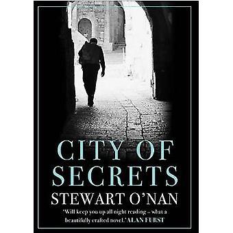 City of Secrets av Stewart O'Nan - 9781760293505 bok