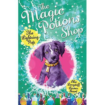 Magi Potions butikk - lyn Pup av Abie Lobuche - Lauren