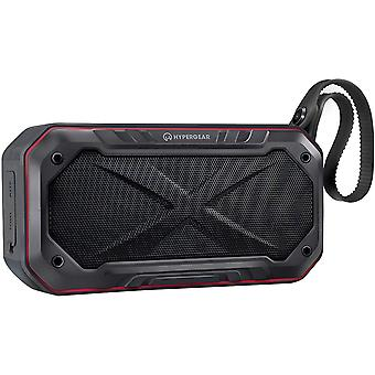 HyperGear geluid Storm All-Terrain HD Wireless Bluetooth Speaker - zwart