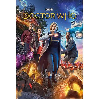 Doctor Who caótico Poster