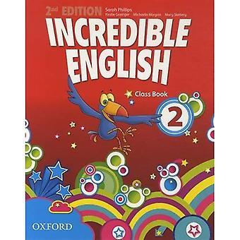 Utrolig engelsk: 2: klasse bok