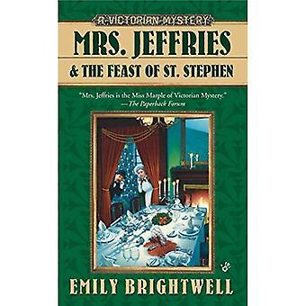 Sig. ra Jeffries e la festa di Santo Stefano (Berkley primo crimine misteri)