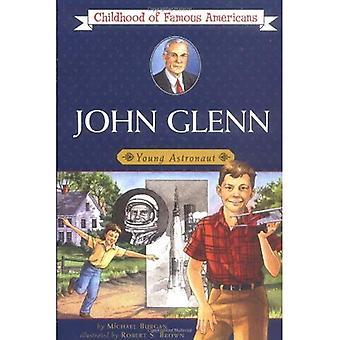 John Glenn (kuuluisa amerikkalaiset lapsuuden)